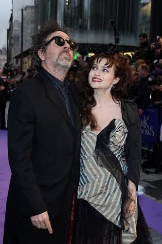 Helena Bonham Carter - Dark Shadows london Premiere