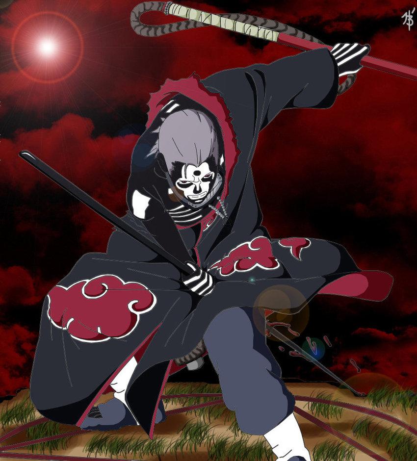 Naruto, Naruto Shippuden And Zombies