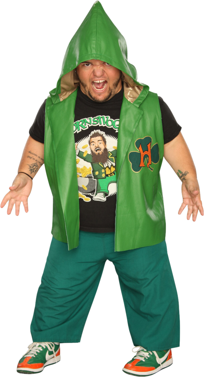 Hornswoggle - WWE Photo (30703022) - Fanpop Hornswoggle