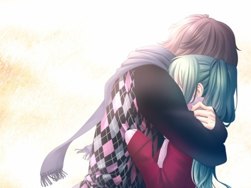Vocaloid Rp~! images Hug! wallpaper and background photos