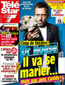 Hugh Laurie-(HouseMD) Télé Star may 2012 - house-md photo