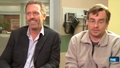 Hugh Laurie and Robert S.Leonard interview The Daily
