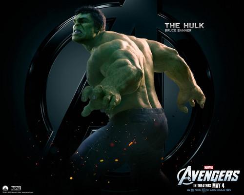 The Avengers wallpaper called Hulk