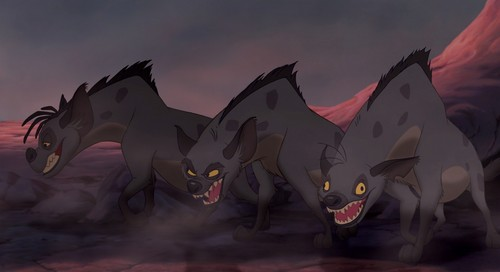 Hyenas from Lion King 바탕화면 called Hyenas
