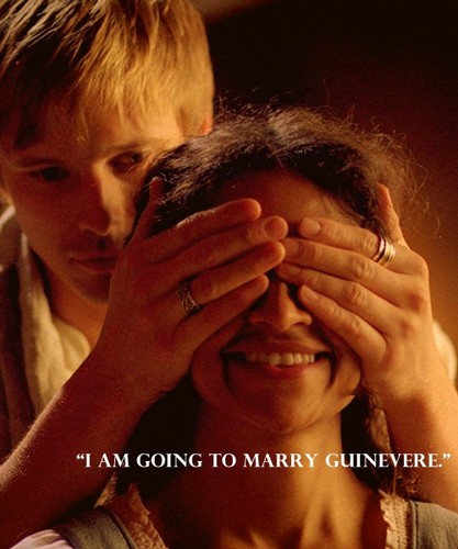I Am Going To Marry Guinevere