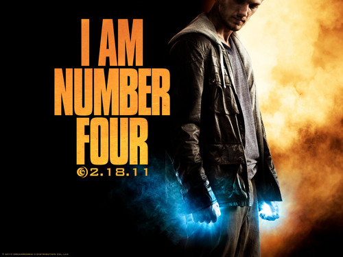 I Am Number Four 바탕화면