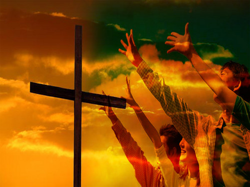 I praise you oh God!