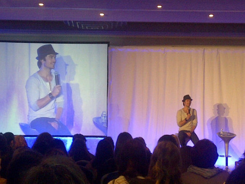 Ian @ Bloody Night Con