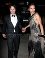 Ian/Nina @ Met Ball afterparty. [hands!!] - ian-somerhalder-and-nina-dobrev photo