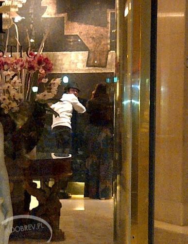 Ian and Nina in Barcelona