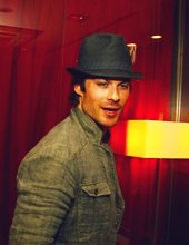 Ian Somerhalder wallpaper probably with a concert titled Ian