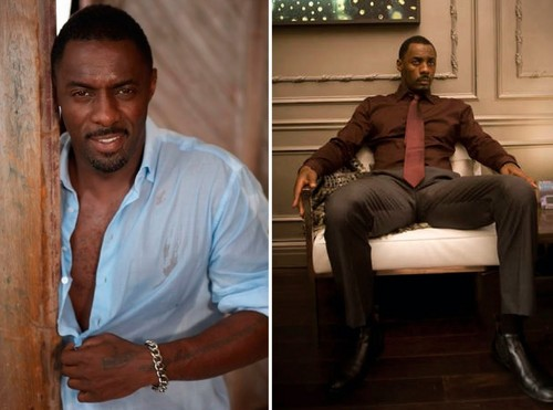 Idris Elba wallpaper probably with a business suit called Idris <333