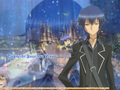 Ikuto and yoru, nya - smart-boys wallpaper