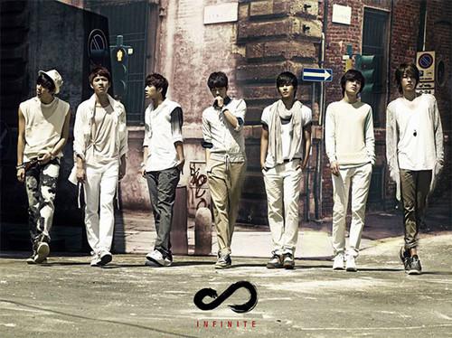 """Infinite teaser for """"INFINITIZE"""""""