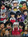 Inuyasha and Friends