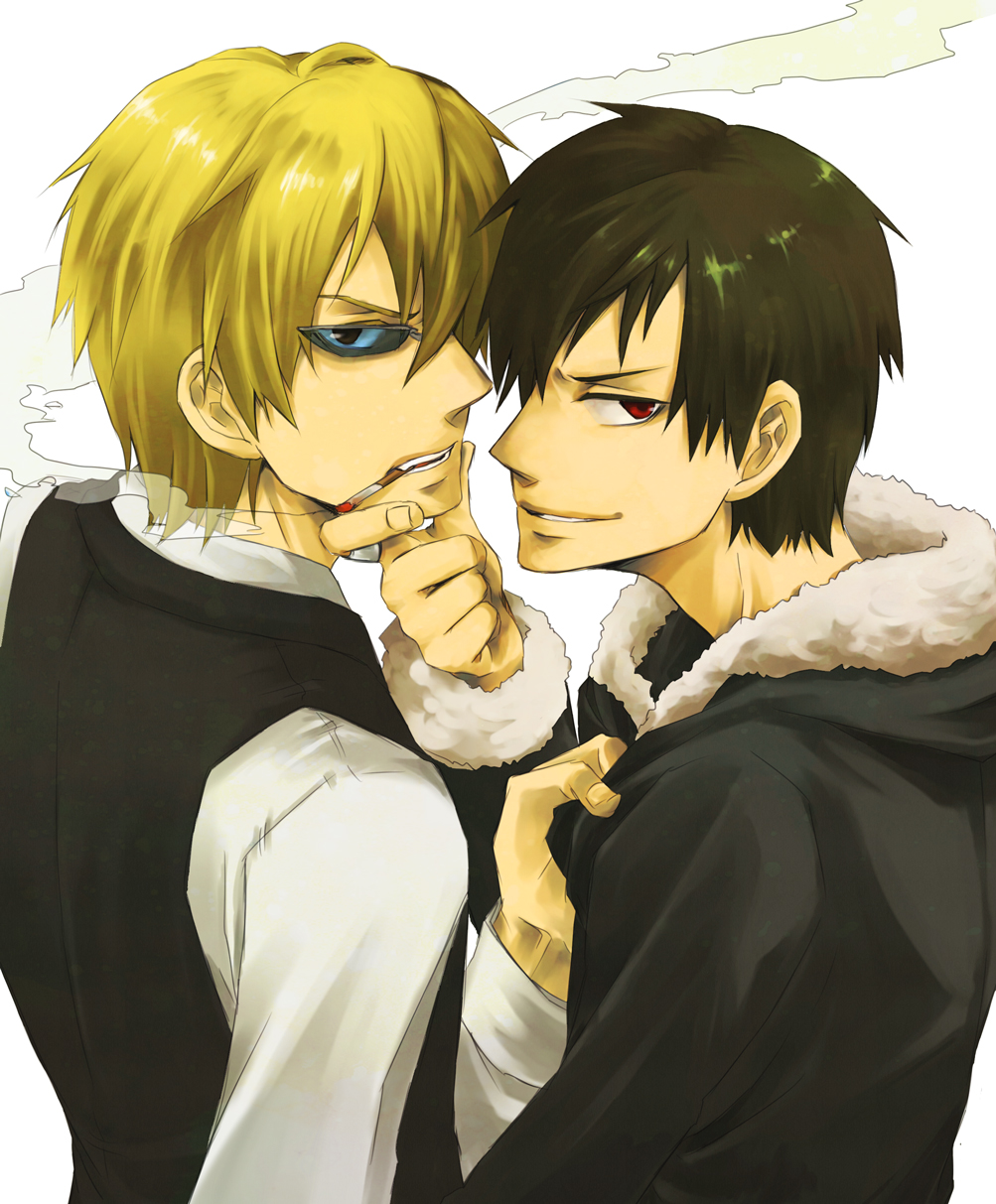 Izaya and Shizuo - Izuo Fan Art (30735358) - Fanpop