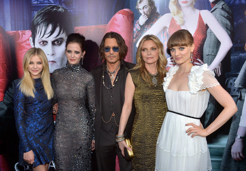 JDepp with DS Cast