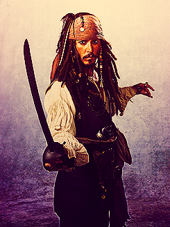 Jack Sparrow - pirates-of-the-caribbean Photo