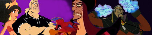 Jafar Vs Brock and Dr.Orpheus - disney-princess Fan Art