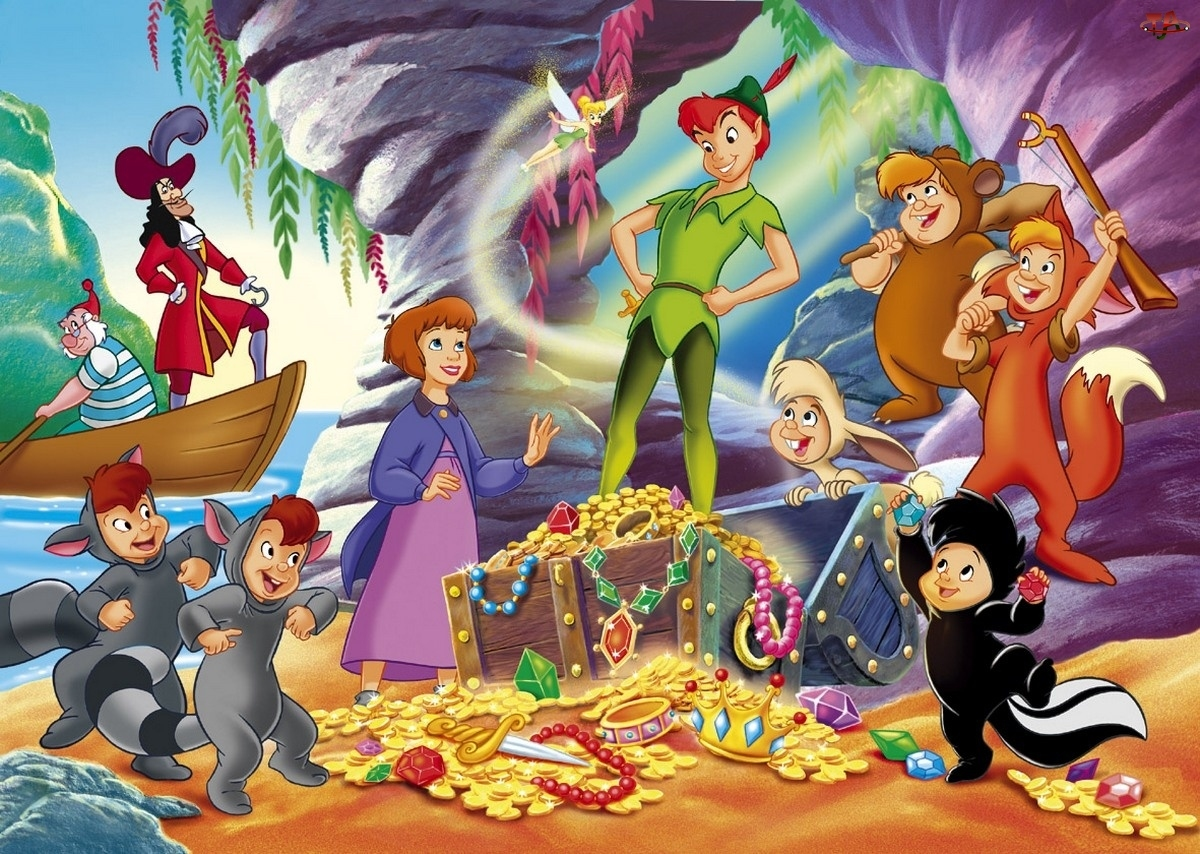 Peter pan popular cartoon character picture apps directories