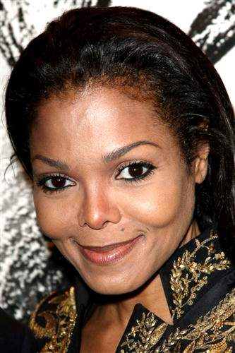 """Janet Jackson attended Marco Glaviano """"Supermodels"""" Exhibition Opening in NYC"""