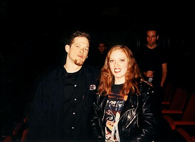 Jason Newsted wallpaper possibly containing a concert titled Jason Newsted