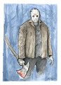 Jason Voorhees fan art - jason-voorhees fan art