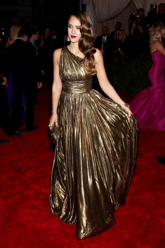 Jessica - Schiaparelli And Prada: Impossible Conversations Costume Institute Gala – May 07, 2012 - jessica-alba Photo