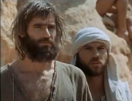 예수님 Of Nazareth - Andrew, Philip, & John The Baptist