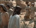 Jesus Of Nazareth - John The Baptist & Jesus, along with Followers  - jesus-of-nazareth photo