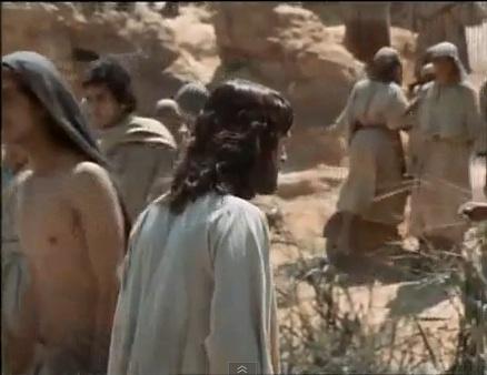 예수님 Of Nazareth - John The Baptist & Jesus, along with Followers
