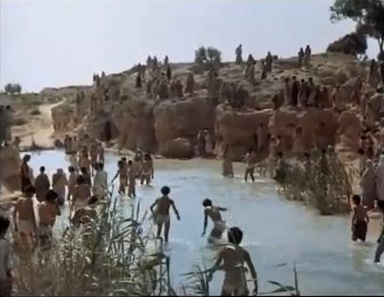 예수님 Of Nazareth - John The Baptist & his Followers