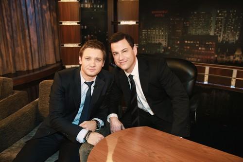 Jimmy Kimmel Live(2011)