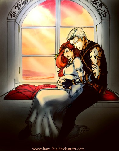 Jocelyn and Valentine
