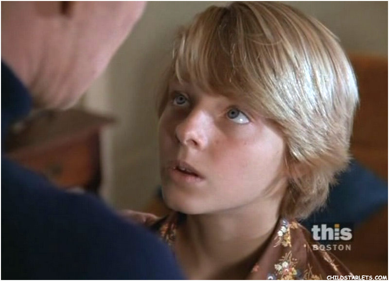 Jodie Foster child