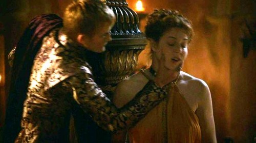 Joffrey and Ros - house-baratheon Photo