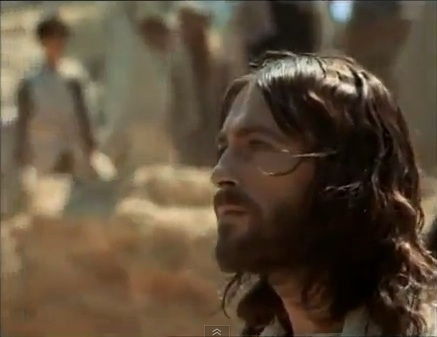 "John The Baptist & 예수님 - ""Jesus Of Nazareth"" movie"