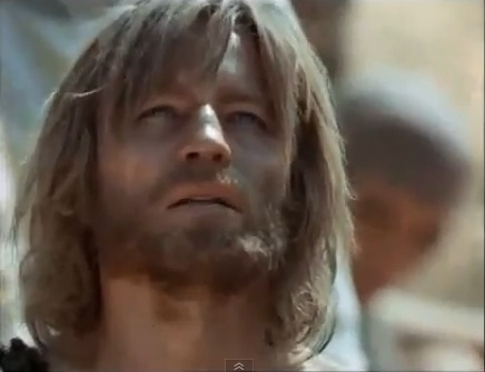 "John The Baptist & येशु - ""Jesus Of Nazareth"" movie"
