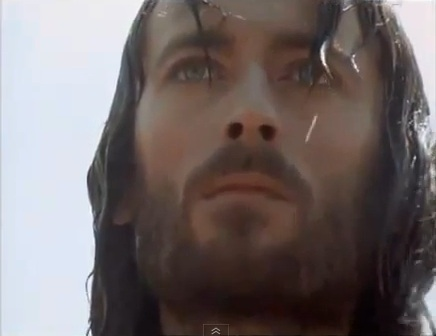 "John The Baptist & Hesus - ""Jesus Of Nazareth"" movie"