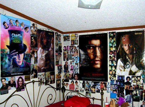 Johnny Depp Room