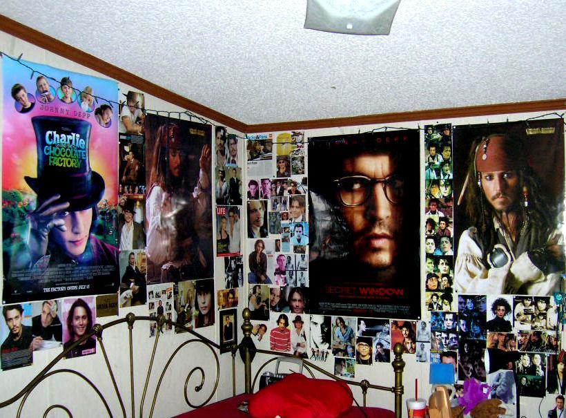 Johnny Depp Room