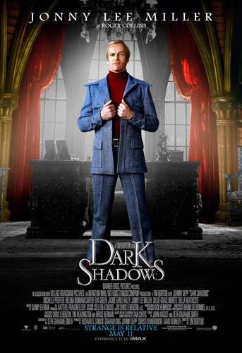 Jonny Lee Miller - Dark Shadows