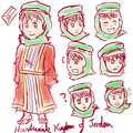 Jordan - hetalia-fan-characters photo