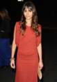 Jordana - British Fashion Council's London Show Opening, March 12, 2012 - jordana-brewster photo