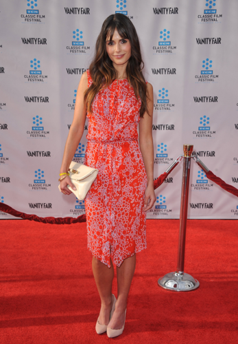 Jordana - TCM Classic Film Festival Opening Night Gala, April 12, 2012