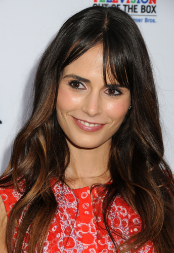 Jordana - The Paley Center's opening of टेलीविज़न Out Of The Box, April 12, 2012