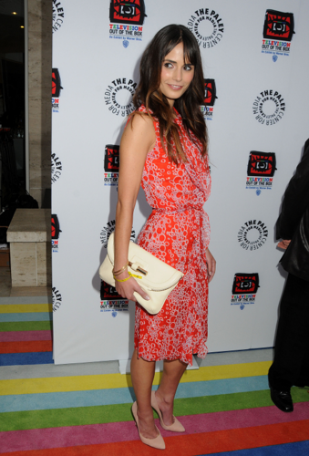 Jordana - The Paley Center's opening of televisheni Out Of The Box, April 12, 2012