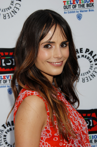 Jordana - The Paley Center's opening of ویژن ٹیلی Out Of The Box, April 12, 2012