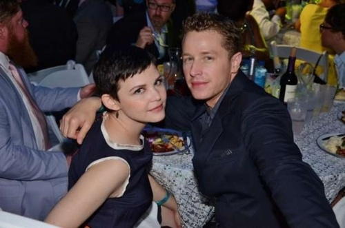 Josh&Ginny at the Barnstable Brown Derby - once-upon-a-time Photo