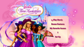 Just the main menu of the DVD - barbie-and-the-three-musketeers photo
